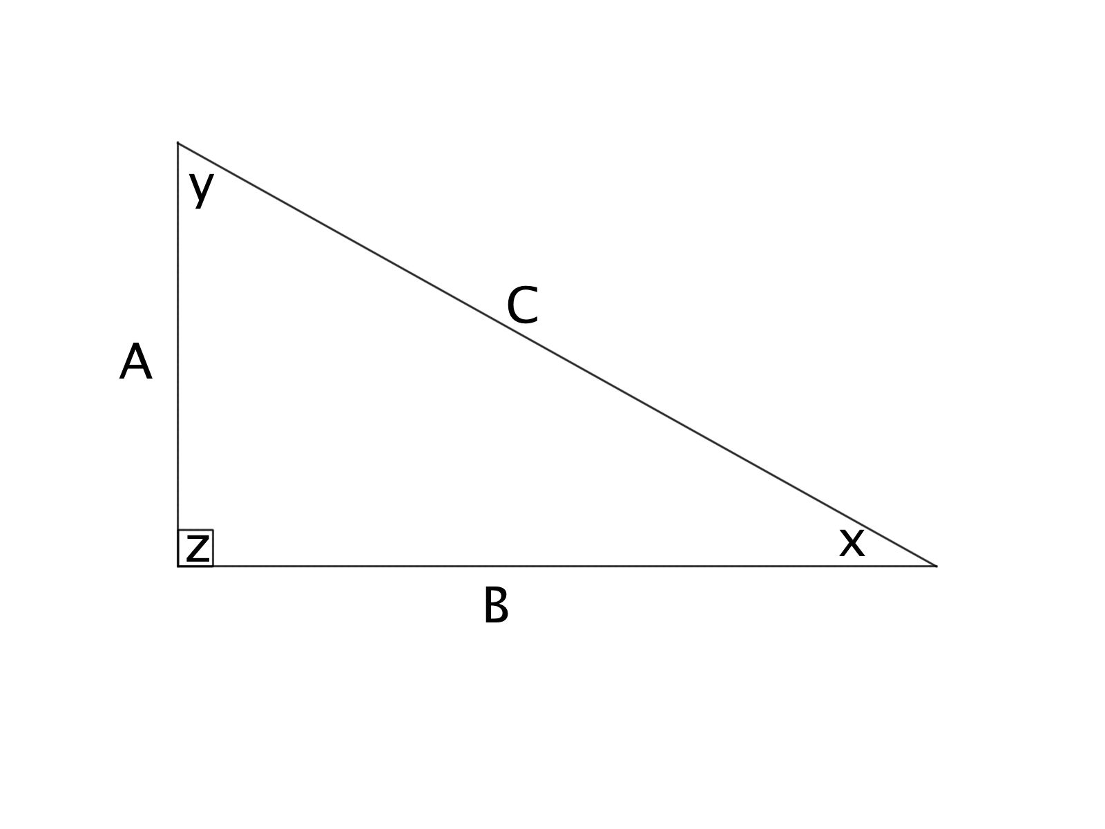 Example Question #2 : How To Find The Area Of A Right Triangle