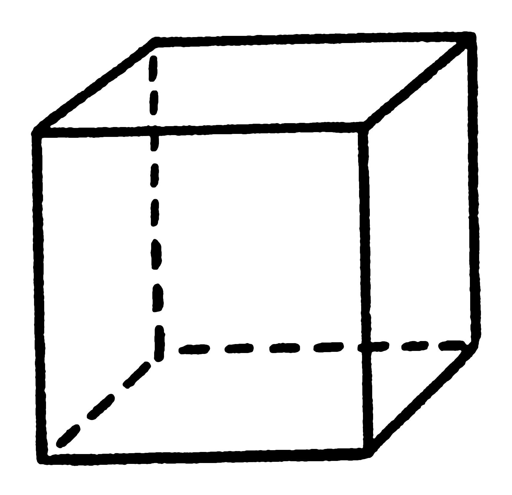 How To Find The Length Of An Edge Of A Cube on Printable Shape Coloring Pages