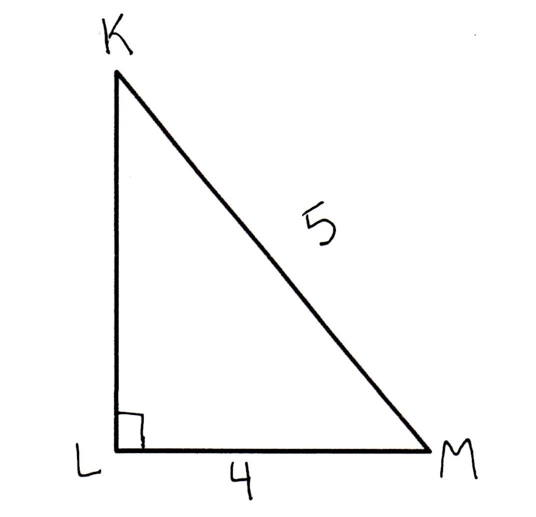 How to find the length of the side of a right triangle basic example question 2 how to find the length of the side of a right triangle ccuart Gallery