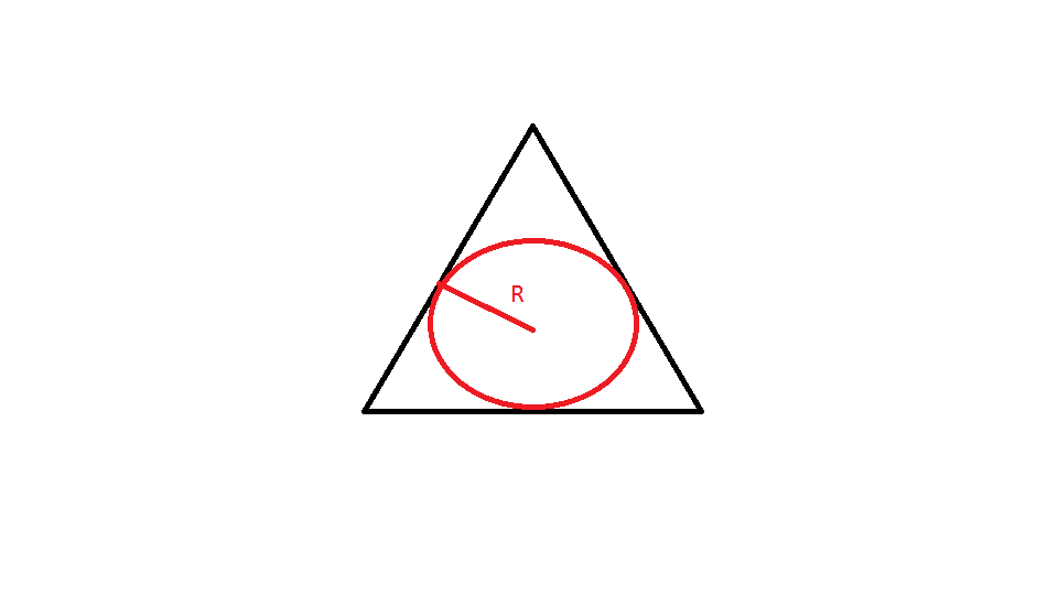 Circleinscribedintriangle