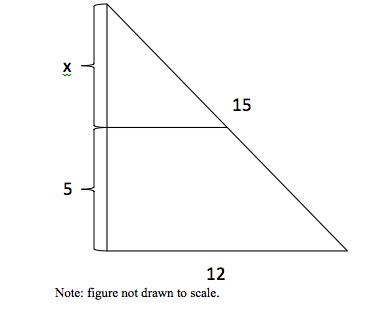 How to find the length of the side of a right triangle sat math example question 1 how to find the length of the side of a right triangle ccuart Gallery