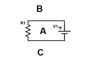 Simple circuit mag field
