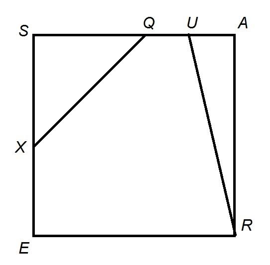 Square x
