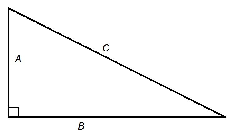 Right triangle 3