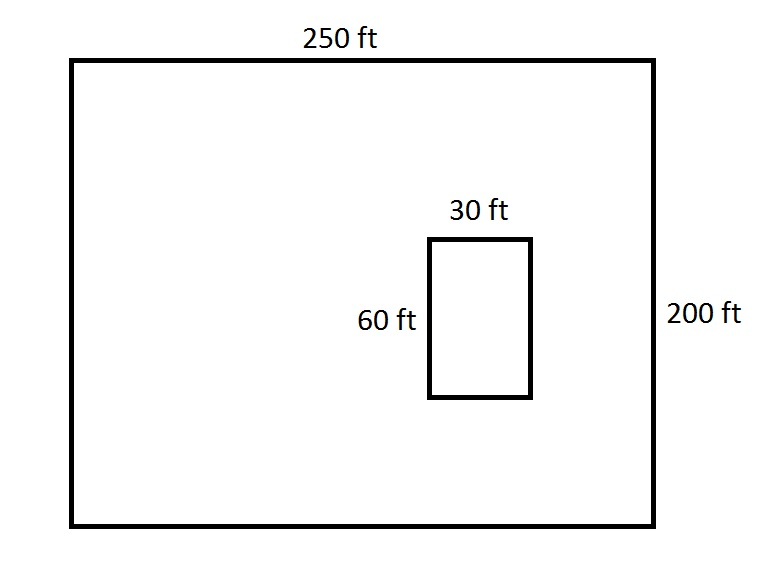How to find the area of a rectangle ISEE Lower Level