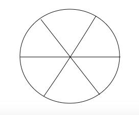 Circle6pieces