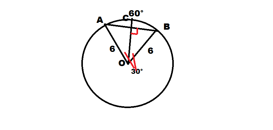 How To Find The Length Of A Chord Intermediate Geometry