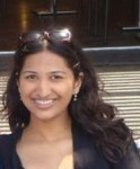 A photo of Sanjula who is one of our ACT Writing tutors in Washington DC