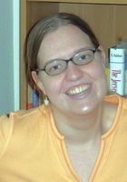 A photo of Margaret who is one of our Chicago Phonics tutors
