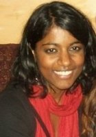 A photo of Kirthika who is one of our Chicago Latin tutors