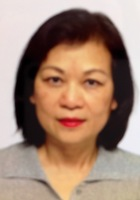 A photo of Elaine who is one of our Houston Mandarin Chinese tutors