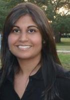 A photo of Ami who is one of our Houston Statistics tutors