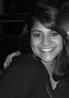 A photo of Nisha who is one of our ACT Writing tutors in Washington DC