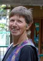 A photo of Corinna  who is one of our German tutors