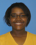 A photo of Ashley who is one of our St. Louis Elementary Math tutors