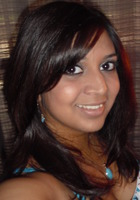 A photo of Ishita who is one of our Dallas Fort Worth ACT Science tutors