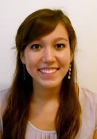 A photo of Kristen who is one of our SAT Verbal tutors