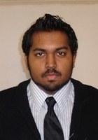A photo of Aqeel who is one of our New York City Science tutors