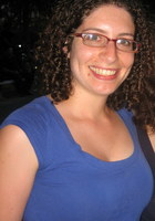 A photo of Lauren who is one of our Washington DC Math tutors