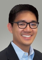 A photo of Matthew who is one of our Houston MCAT tutors
