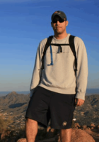 A photo of Rob who is one of our Phoenix LSAT tutors