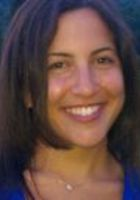 A photo of Vanessa who is one of our New York City Phonics tutors