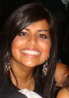 A photo of Aarti who is one of our English tutors in Dallas Fort Worth, TX