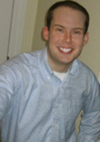 A photo of Benjamin who is one of our St. Louis tutors