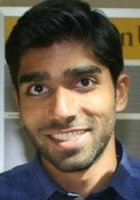 A photo of Sameer who is one of our Philadelphia Middle School Math tutors