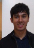 A photo of Mobin  who is one of our New York City Middle School Math tutors