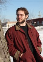 A photo of Matthias who is one of our Chicago Math tutors