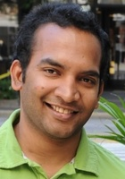 A photo of Shashank who is one of our Chicago Algebra tutors