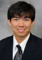 A photo of Shih-Chiung (John) who is one of our Atlanta Middle School Math tutors