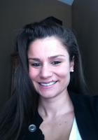 A photo of Aimee who is one of our Atlanta Statistics tutors
