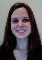 A photo of Nicole who is one of our Atlanta Biology tutors