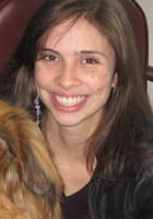 A photo of Elizabeth who is one of our New York City Writing tutors