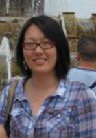 A photo of Yifan who is one of our St. Louis Biostatistics tutors