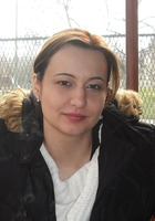 A photo of Natalia who is one of our Math tutors
