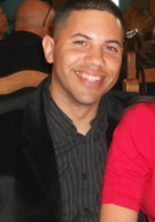 A photo of Rolando who is one of our Phoenix Middle School Math tutors
