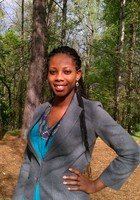 A photo of Alisha who is one of our Atlanta Math tutors