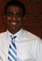 A photo of Naveed who is one of our Atlanta Biology tutors