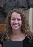 A photo of Megan who is one of our Kansas City ACT Writing tutors