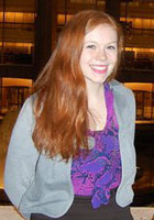 A photo of Rebecca who is one of our ACT Writing tutors in New York City, NY