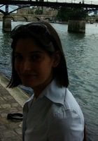 A photo of Lisa who is one of our New York City Biostatistics tutors