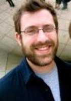A photo of Mark who is one of our St. Louis Writing tutors