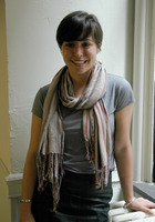 A photo of Rebecca who is one of our SAT Verbal tutors