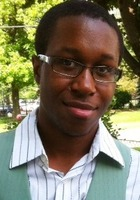 A photo of Malcolm who is one of our Elementary Math tutors
