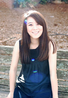 A photo of Tiffany who is one of our Atlanta Middle School Math tutors