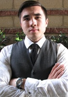 A photo of Eric who is one of our Los Angeles Math tutors