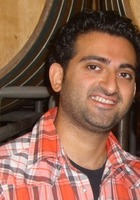 A photo of Siavash who is one of our Los Angeles Math tutors